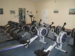 Fitness- und Ergometerraum
